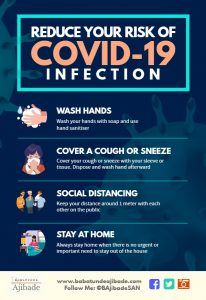 Copy of Covid-19 Corona Virus Awareness Poster - Made with PosterMyWall